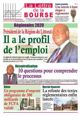 LA LETTRE DE LA BOURSE - 14/12/2020