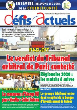 Défis Actuels - 03/12/2020