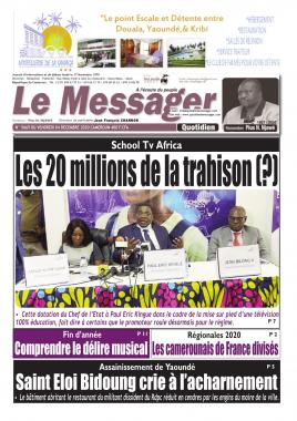 Le Messager - 04/12/2020