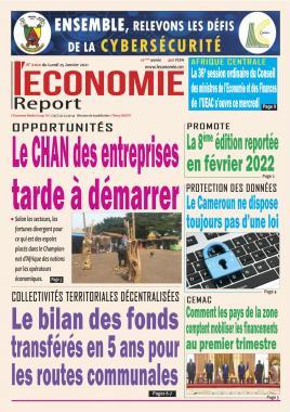 Le Quotidien de l'Economie - 26/01/2021