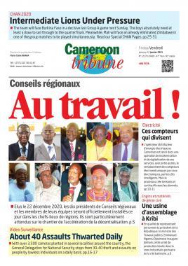 Cameroon Tribune - 22/01/2021