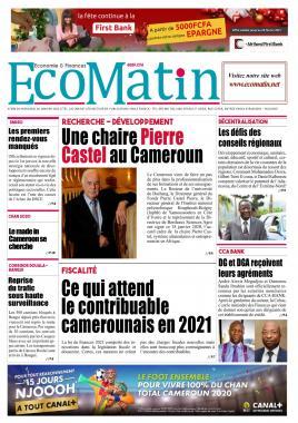 Ecomatin - 20/01/2021