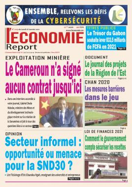Le Quotidien de l'Economie - 19/01/2021
