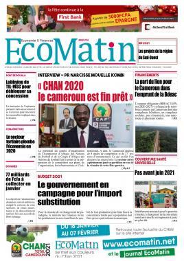 Ecomatin - 13/01/2021