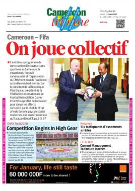 Cameroon Tribune - 18/01/2021