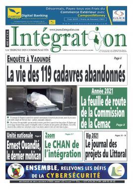 Intégration - 11/01/2021