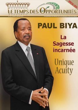 Présidence de la République du Cameroun - 15/01/2021
