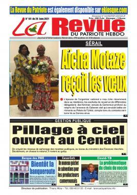 La Revue du Patriote - 28/01/2021