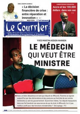LE COURRIER - 08/01/2021