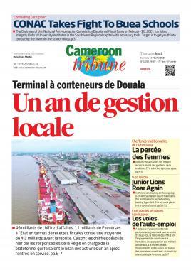 Cameroon Tribune - 18/02/2021