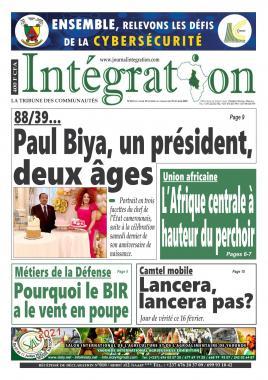 Intégration - 15/02/2021