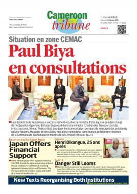 Cameroon Tribune - 19/02/2021