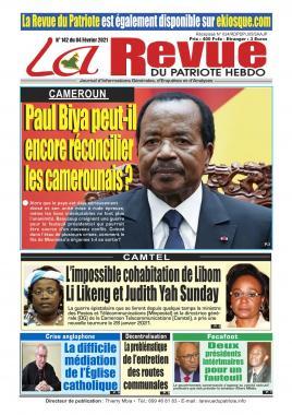 La Revue du Patriote - 04/02/2021