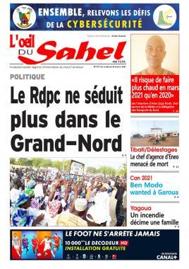 L'oeil du Sahel - 26/02/2021