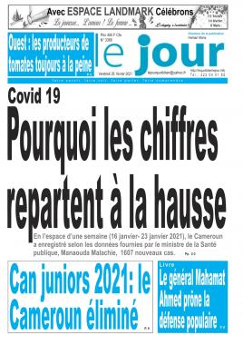 Le Jour - 26/02/2021