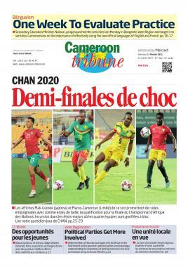 Cameroon Tribune - 03/02/2021