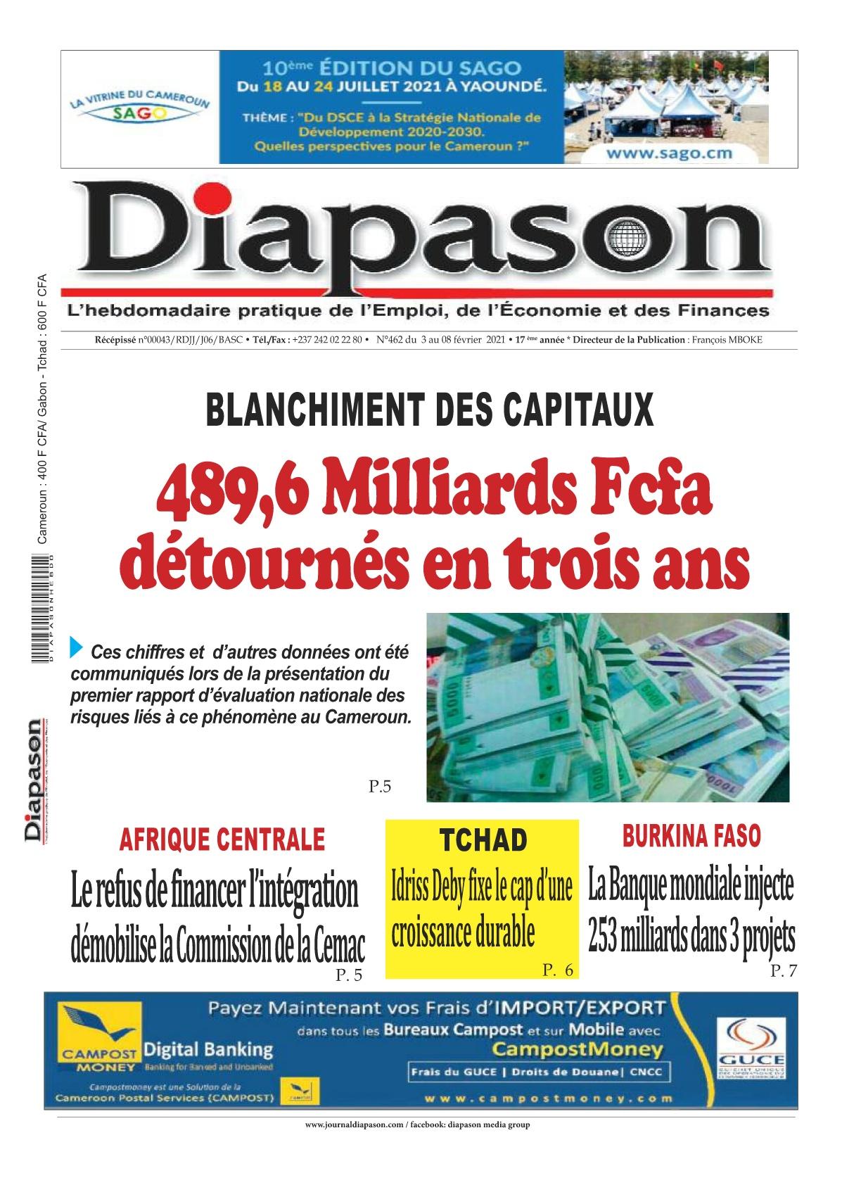 Diapason - 08/02/2021