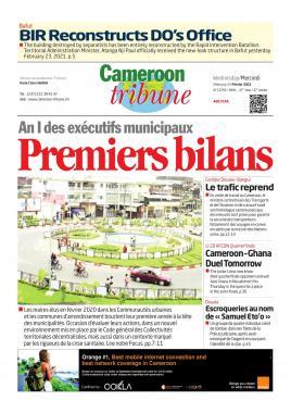 Cameroon Tribune - 24/02/2021