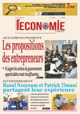 Le Quotidien de l'Economie - 26/02/2021