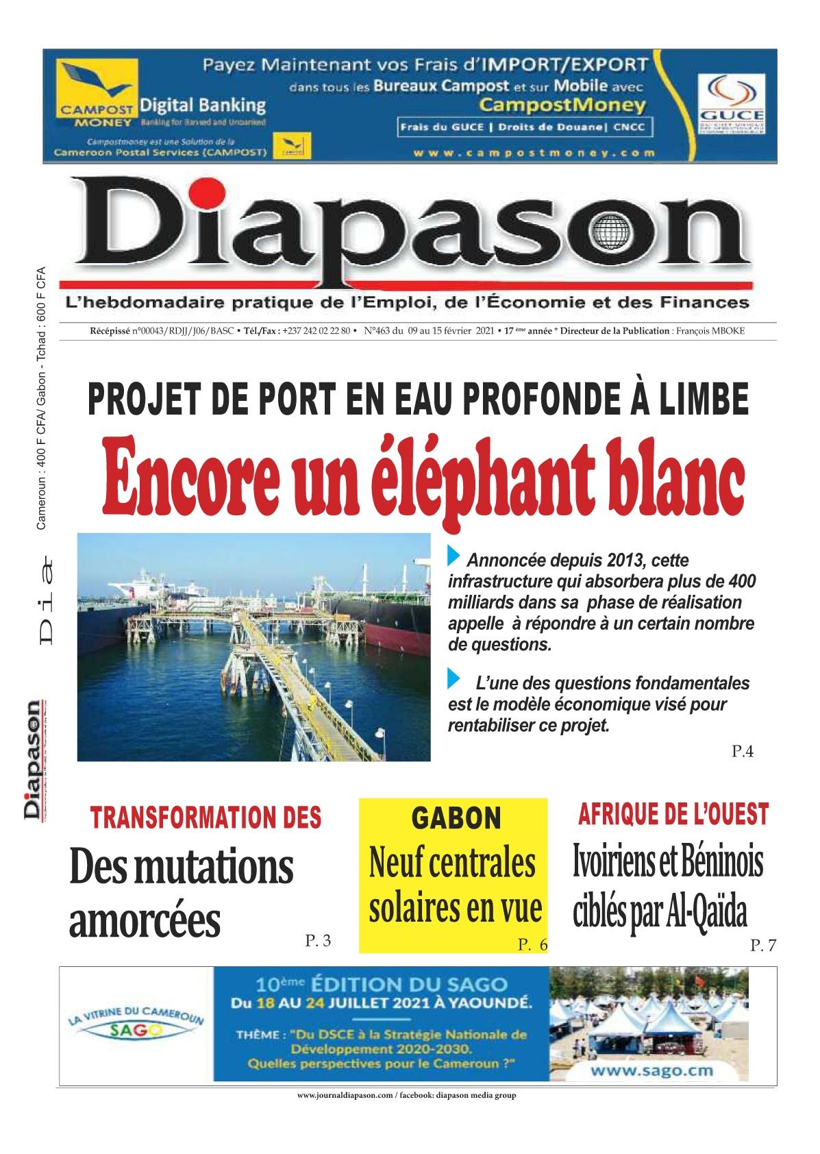 Diapason - 10/02/2021