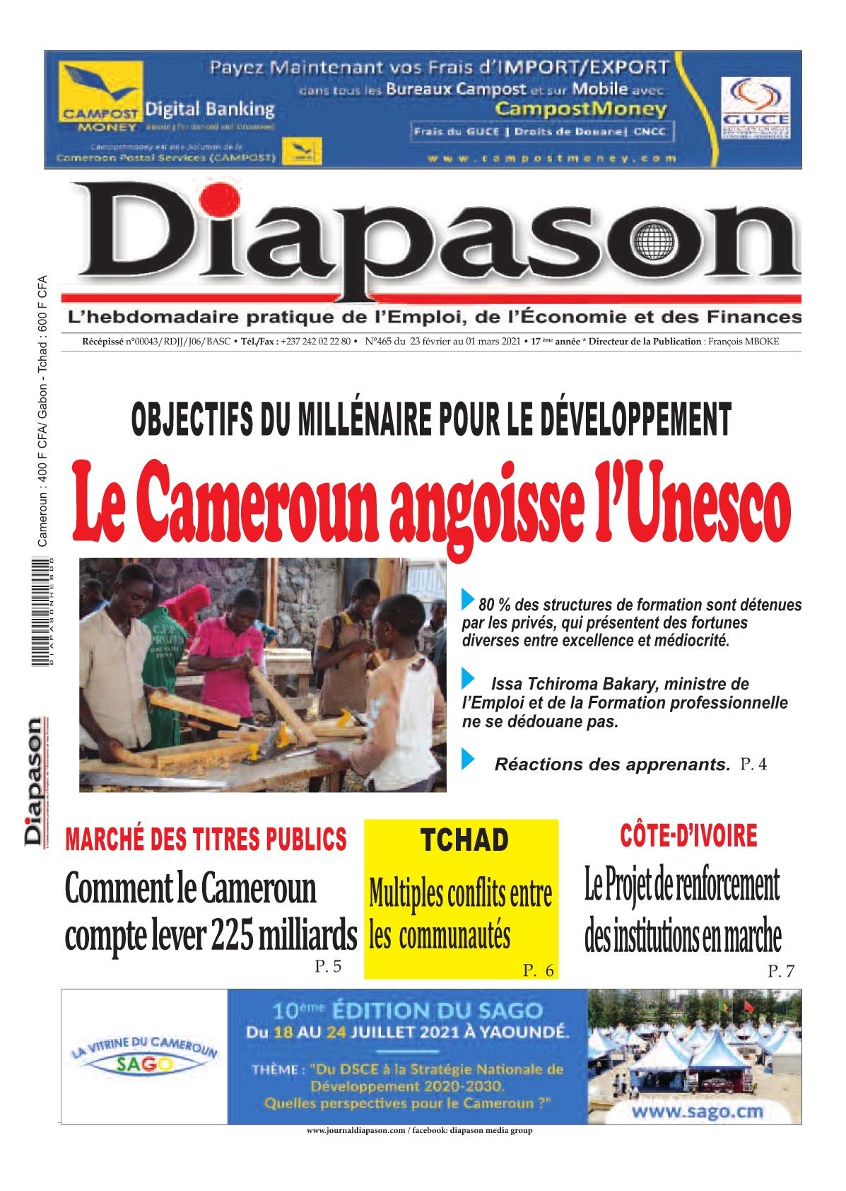 Diapason - 24/02/2021