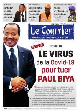 LE COURRIER - 19/02/2021