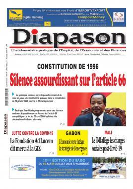 Diapason - 09/03/2021