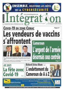 Intégration - 08/03/2021