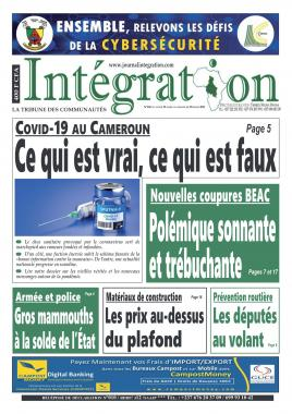 Intégration - 22/03/2021