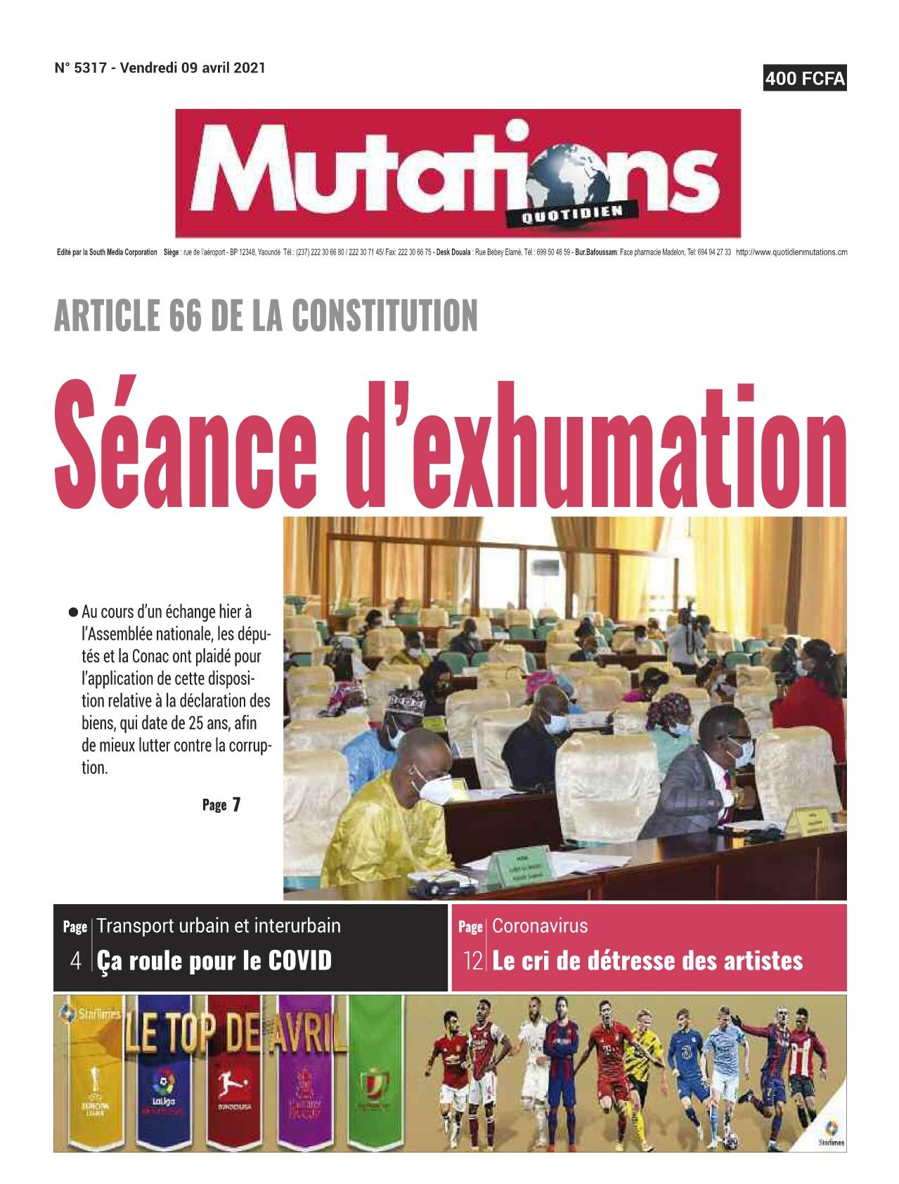 Mutations - 09/04/2021