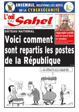 L'oeil du Sahel - 19/04/2021