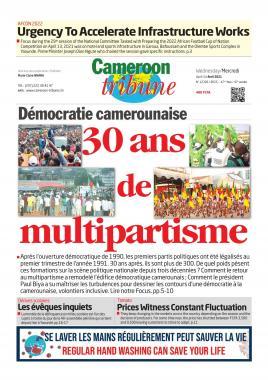 Cameroon Tribune - 14/04/2021