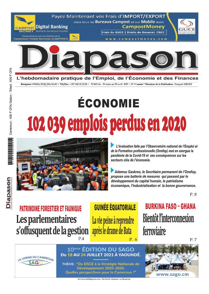 Diapason  - 01/04/2021