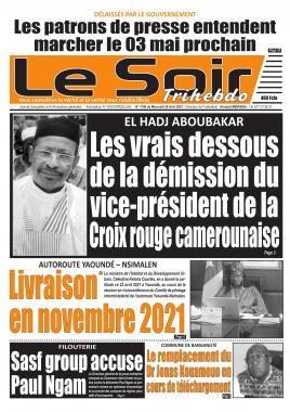 Le Soir - 28/04/2021