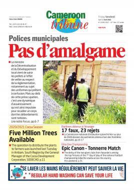 Cameroon Tribune - 16/04/2021