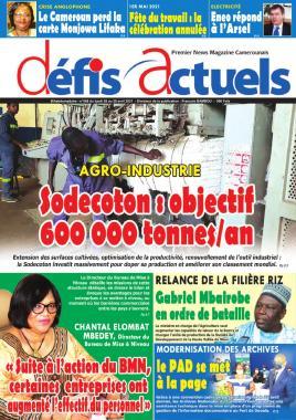 Défis Actuels - 26/04/2021