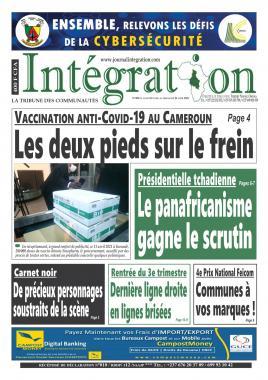 Intégration - 12/04/2021