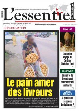 L'essentiel du Cameroun - 20/04/2021