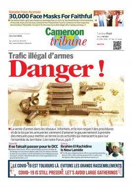 Cameroon Tribune - 11/05/2021