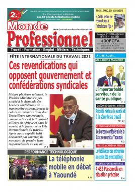 Monde Professionnel - 19/05/2021