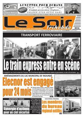 Le Soir - 03/05/2021