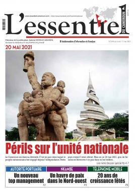 L'essentiel du Cameroun - 17/05/2021