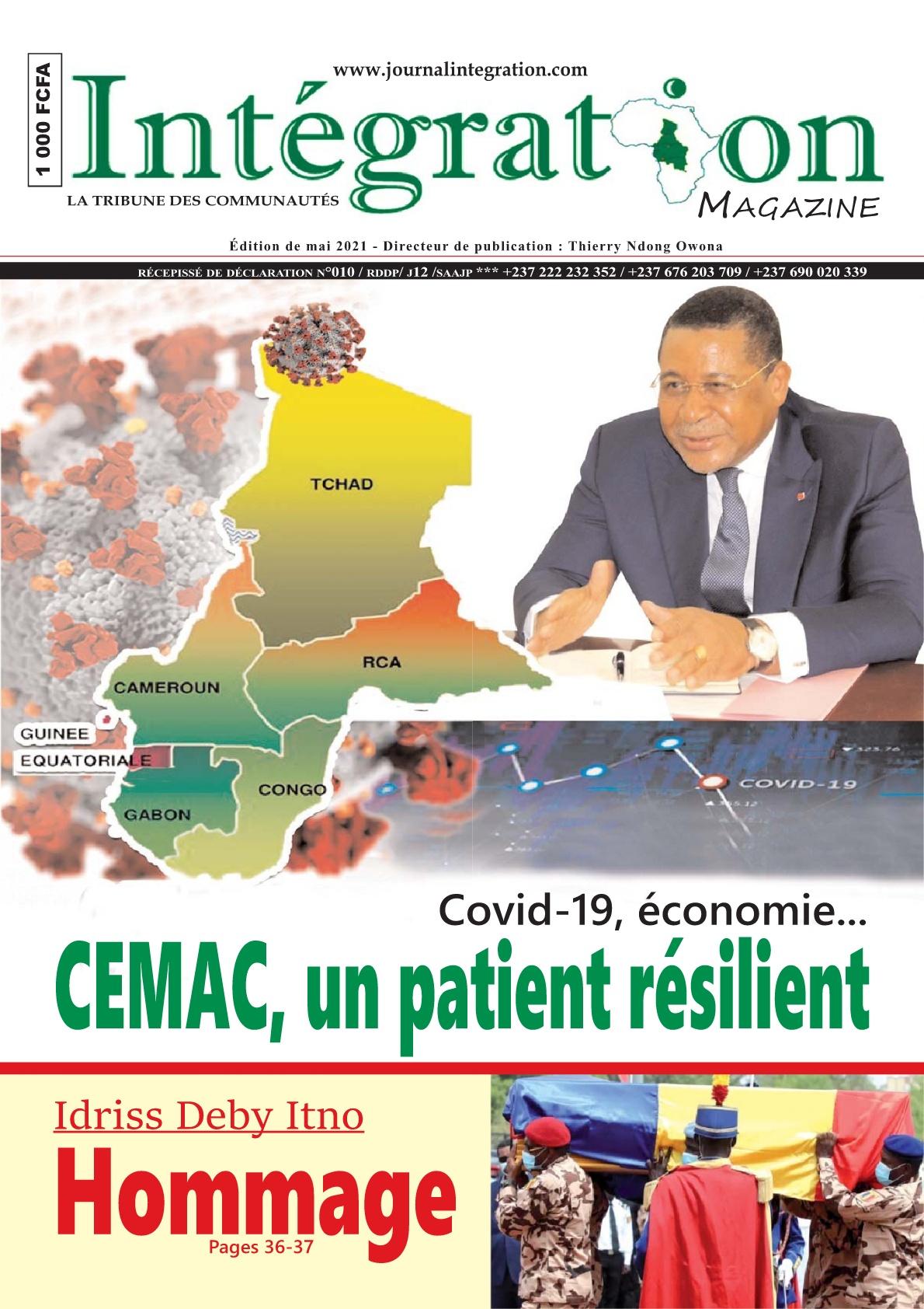 Intégration magazine - 18/05/2021