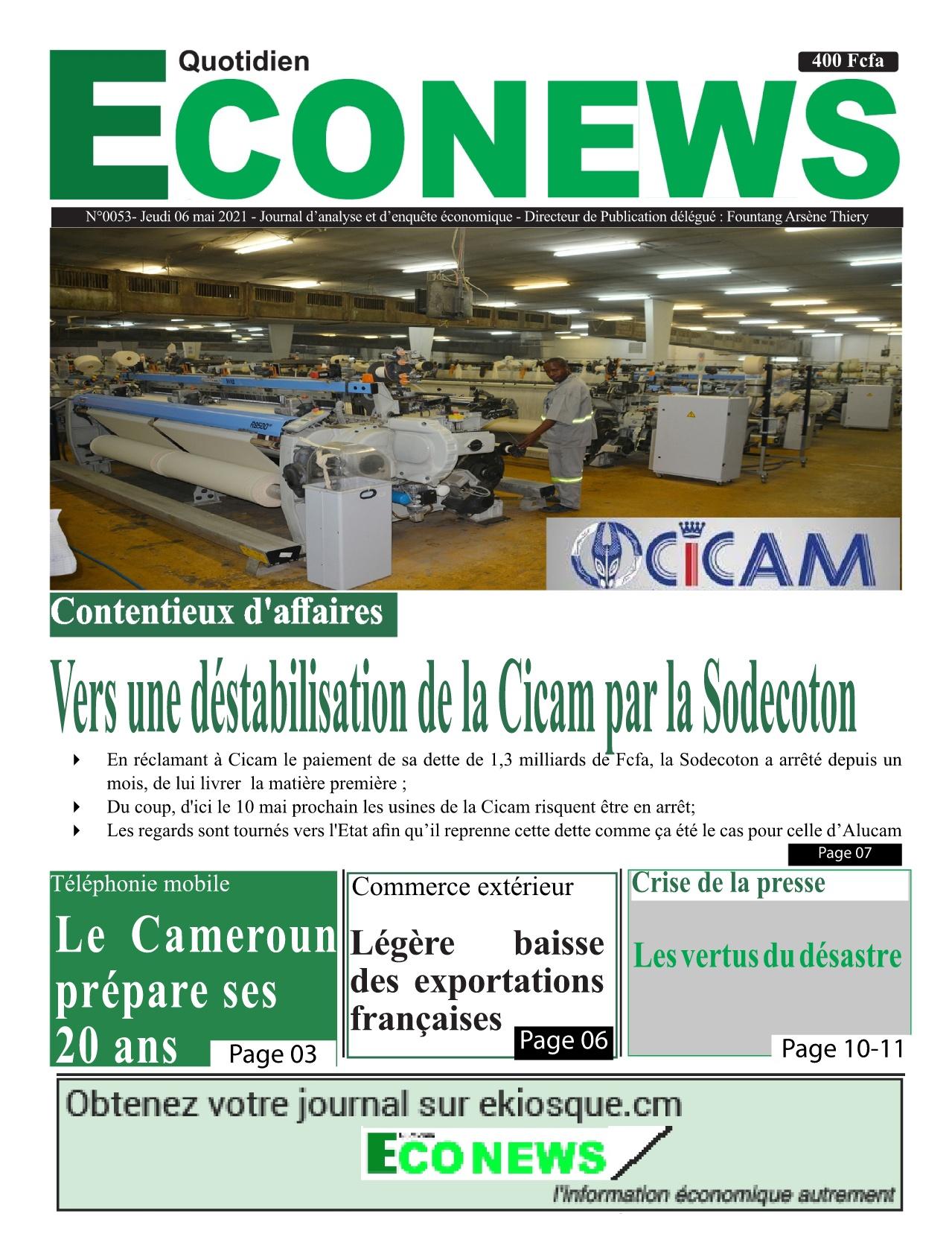 ECONEWS - 06/05/2021