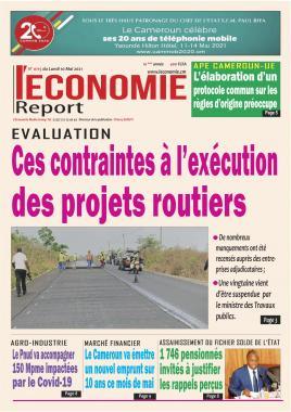Le Quotidien de l'Economie - 10/05/2021