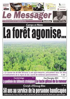 Le Messager - 10/06/2021
