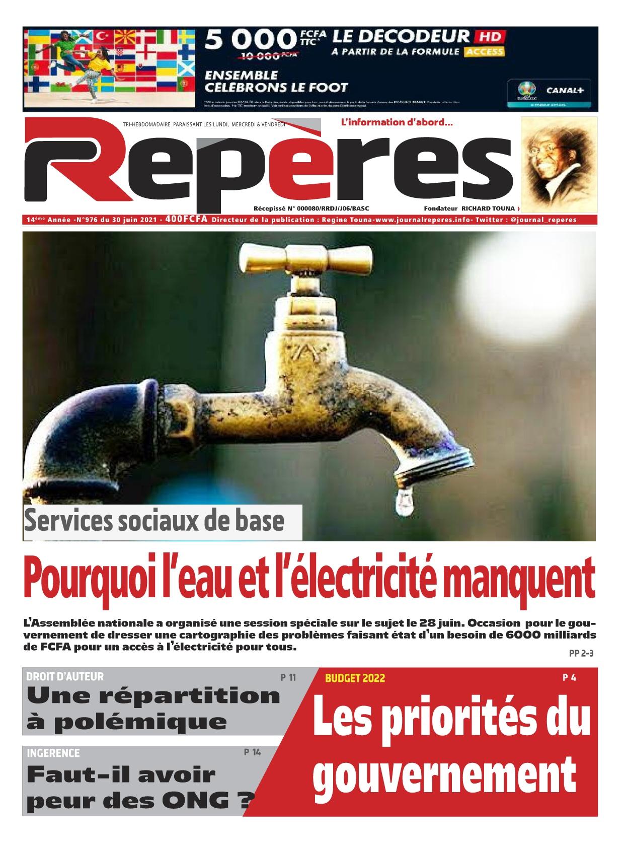 Repères - 30/06/2021