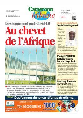 Cameroon Tribune - 07/06/2021
