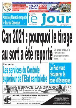 Le Jour - 07/06/2021