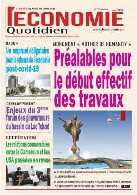 Le Quotidien de l'Economie - 03/06/2021